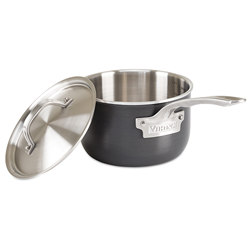 Viking Hard Stainless, 3 Qt Sauce Pan