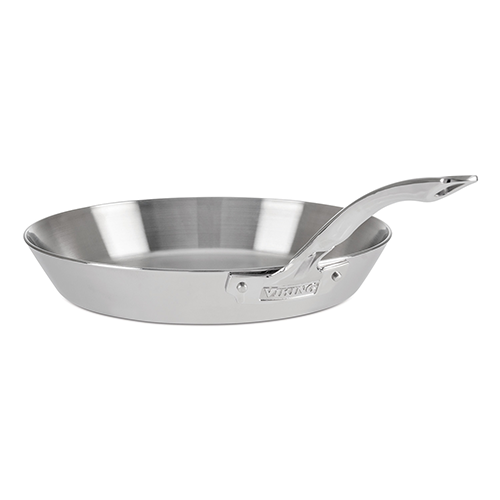 Viking Contemporary 12 in, 30 cm Fry pan, Mirror Finish